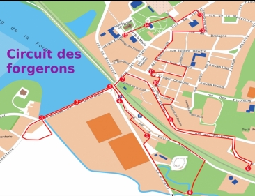 Circuit forgerons