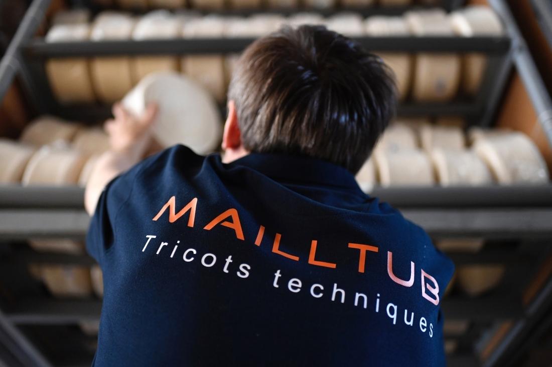 MAILL'TUB : Le tricot circulaire